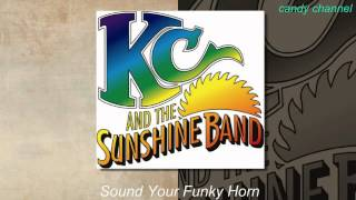 kc and the sunshine band sound your funky horn