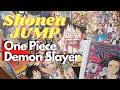 Shonen JUMP ONE PIECE e allegati DEMON SLAYER