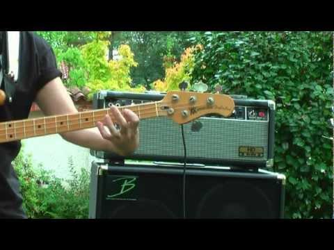 MUSIC MAN Valve Amplifier Bass Head (1976-77) PART1. THE HEAVEN OF '70 .
