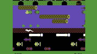 [TAS] C64 Frogger (Parker Brothers) by DrD2k9 in 03:31.3