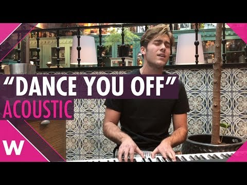 "Benjamin Ingrosso (Sweden 2018) "" Dance You Off"" Piano Version 