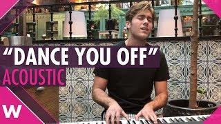 "Benjamin Ingrosso (Sweden 2018) "" Dance You off"" Piano Version | Eurovision"