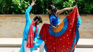 Chogada Tara | Loveratri | Garba Salsa Fusion - Dance Choreography