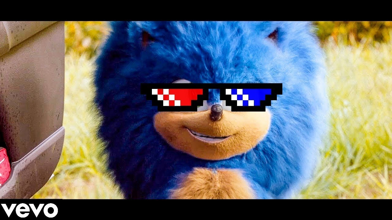 SONIC - Ya LiLi (Sonic The Hedgehog Best Music Video)