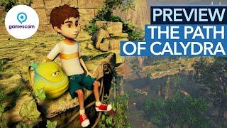 Elementare Magie im Metroidvania-Stil - The Path of Calydra #gamescom2020