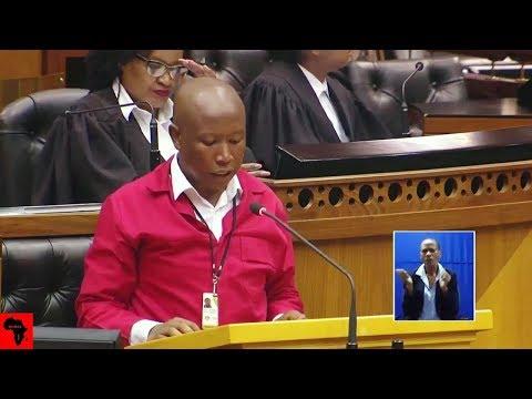 Julius Malema - Rename Cape Town Airport To Winnie Mandela!