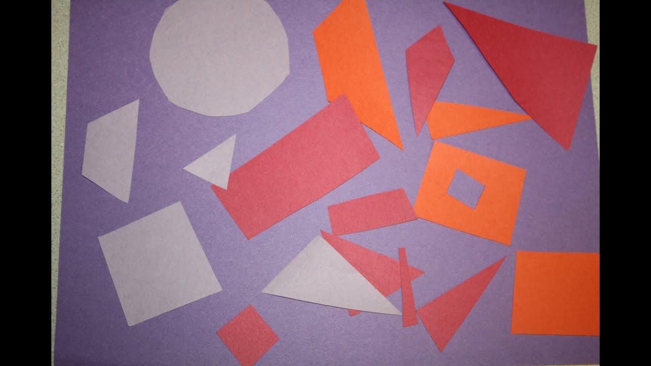 What Is Shape In Art : Shape art cullen s abc youtube