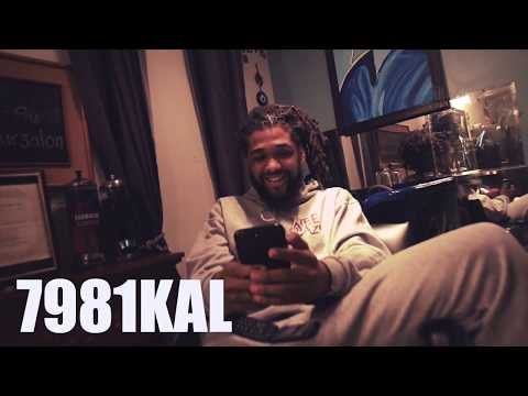 7981 Kal Ft. Hamma Thang - Pac-Man (Official Music Video)