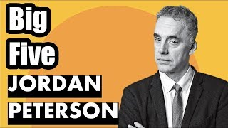 Jordan Peterson Personality Test Results