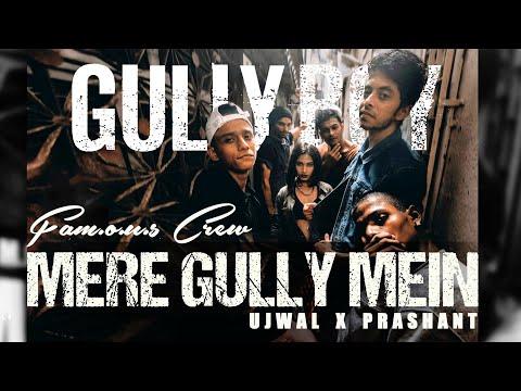 MERE GULLY MEIN | DIVINE feat. Naezy | FAM.O.U.S Crew | #GullyBoy