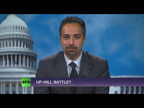 UP-HILL BATTLE? Ft. Trita Parsi - President, National Iranian American Council