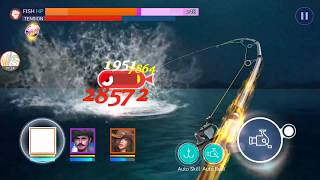 Legendary Ophthalmosaurus Catch Gameplay 4 Fishing Strike