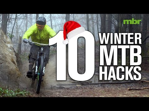 10 Winter MTB Hacks | MBR