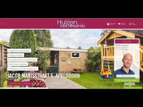 Te Koop: Jacob Marisstraat 6 Apeldoorn-Hendriks Makelaardij