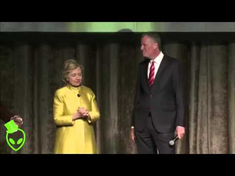 Racist Joke by Hillary Clinton & Bill De Blasio 'Colored People Time' Cringeworthy Comedy Skit CPT