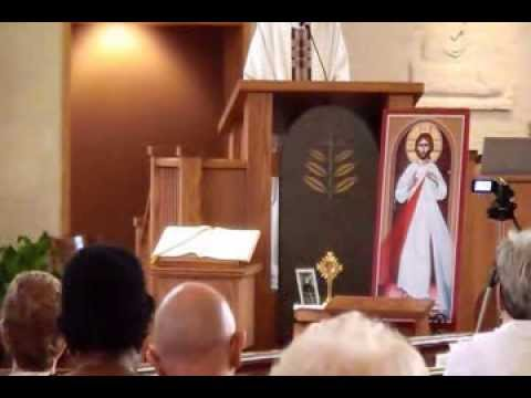 ST  FAUSTINA FEAST DAY 2013