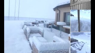 Cold Arrives Early in the Northern Hemisphere | Mini Ice Age 2015-2035 (456)