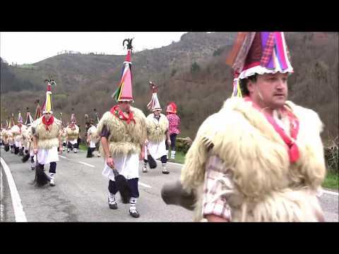 Carnaval Ituren Zubieta