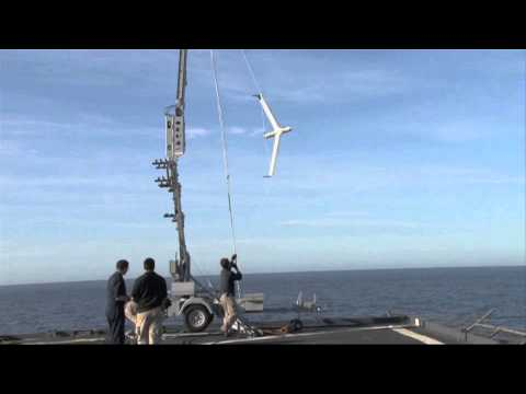 ScanEagle Launch and Recovery
