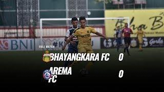 Download Video [Pekan 27] Cuplikan Pertandingan Bhayangkara FC vs Arema FC, 24 Oktober 2018 MP3 3GP MP4