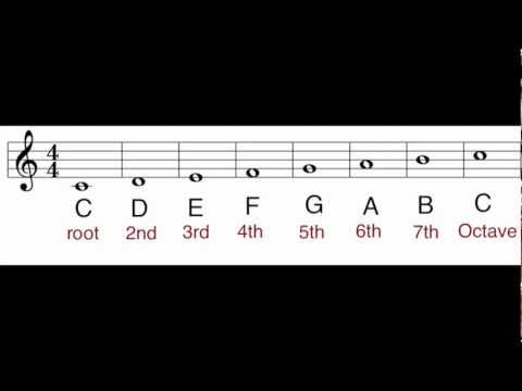 Chords. Cadences and Intervals - YouTube