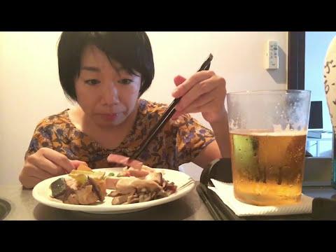 ひとり家飲み【いろいろ手作り総菜】&炙りもので乾杯!