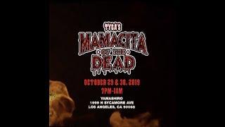 Tyga's Mamacita Of The Dead
