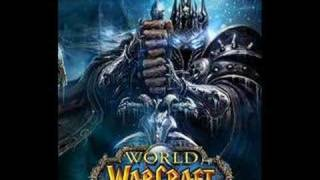 OFFICIAL WOTLK LOGIN SCREEN MUSIC