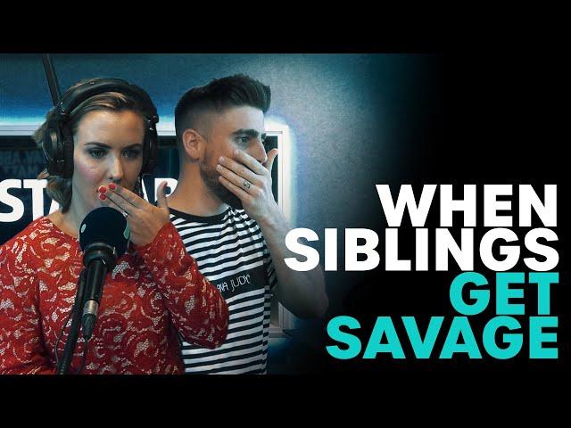 When Siblings Attack | B105