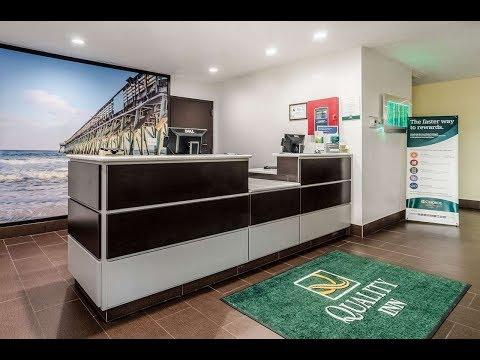 Quality Inn Whiteville - Whiteville Hotels, North Carolina