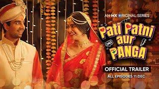 Pati Patni Aur Panga Review   Pati Patni Aur Panga Web Series   Pati Patni Aur Panga   MX Player Thumb