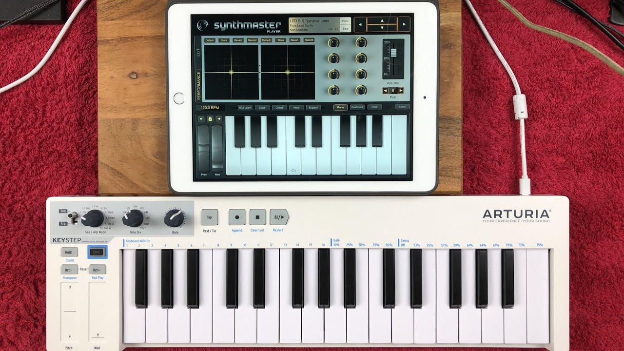 arturia keystep sequencer tutorial