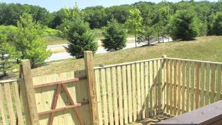 Fence Installation Time Lapse