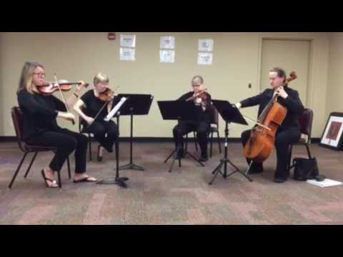 Simple Gifts - Quartet for Alex
