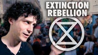 Climate scientist explains Extinction Rebellion