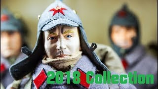 1/6 Scale WW2 Action Figure Collection 2018