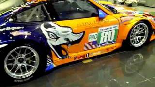 Porsche 911 GT3 RSR - Flying Lizard Motorsports 2011 Videos