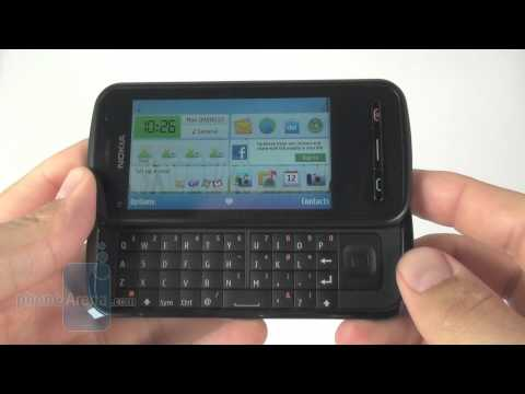 Nokia C6 Review