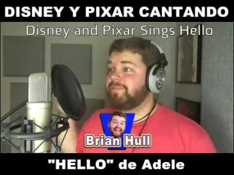 ADELE - Hello (Disney Animals Cover) [Brian Hull]