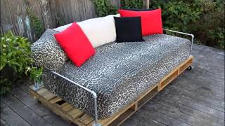 Pallet Furniture Outdoor | Diy Pictures Of Pallet Furniture Ideas
