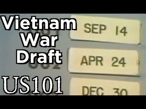 The Vietnam War Draft Of 1969 - US 101