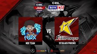 ESL Thailand Championship - RoV Division 1, Presented by Mercedes-Benz | Week 2 Day 1