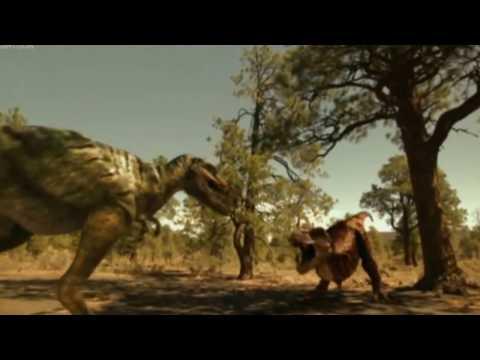 Mundo Jurasico Tyrannosaurus VS Nanotyrannus