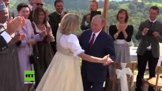 свадебный Путин