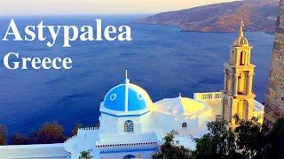 Astypalea island (Dodecanese, Greece)