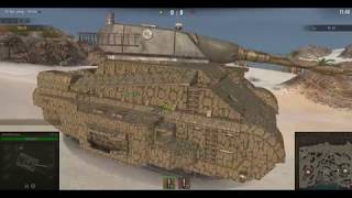 Танк Левиафан в World of Tanks