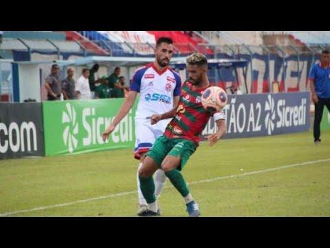 Assista o Gol PENAPOLENSE 0 X 1 #PORTUGUESA 22/02/2020 | HD | LUSA VENCEU