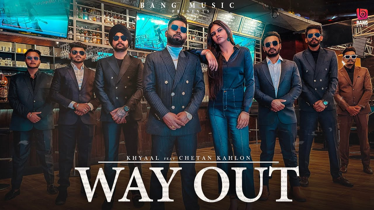 Wayout (official Video) | KHYAAL Ft. CHETAN KHAHLON | Bang Music | Latest Punjabi Song 2020