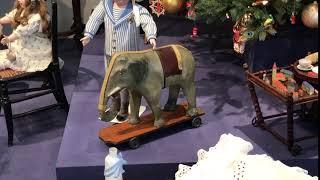 Steiff Elefant Antik