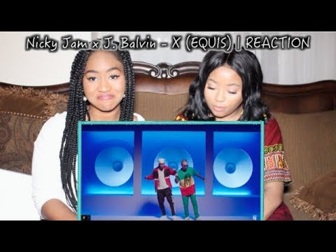 Nicky Jam x J Balvin - X EQUIS     Prod Afro Bros & Jeon  REACTION
